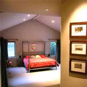 newly remodeled bedroom home improvement