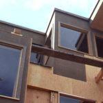 plywood siding installation repair