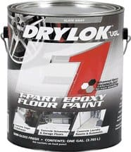 Single-part Epoxy Floor Paint    Photo: Drylock