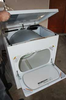clothes dryer troubleshooting repair