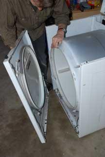 dryer makes noise