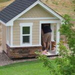 outdoor shed playhouse
