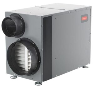 whole-house ducted dehumidifier