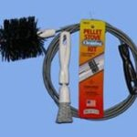 pellet stove cleaning tools