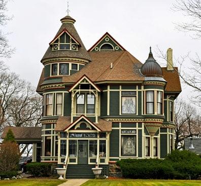 architectural trim detailing