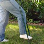 aerating a lawn