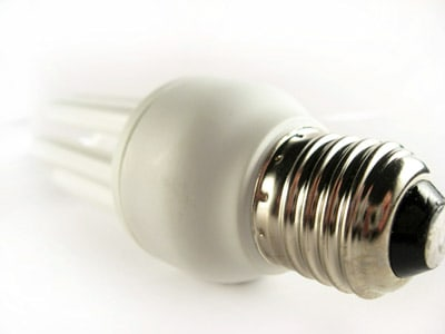 compact fluorescent energy-efficient light