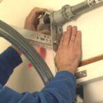 installing a garage door opener spring