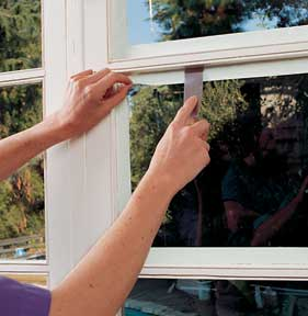 masking windows for painting