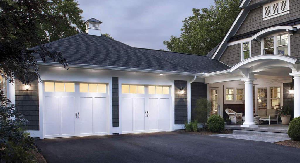 carriage style garage door buying