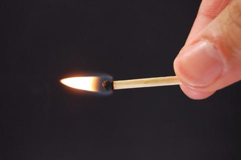 pilot light flame