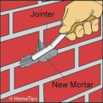 repointing brick