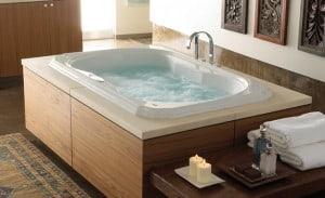 jacuzzi spa bath tub