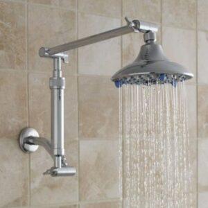 waterfall shower head