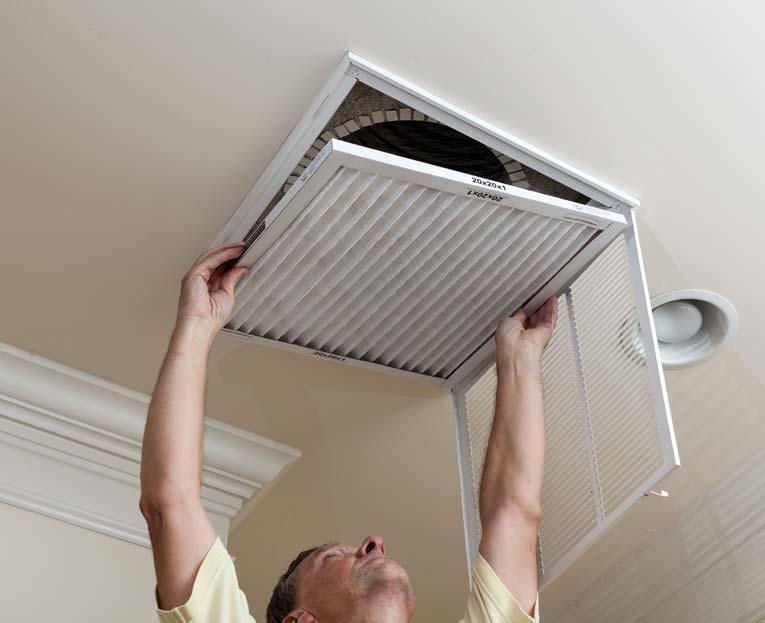 remove furnace filter