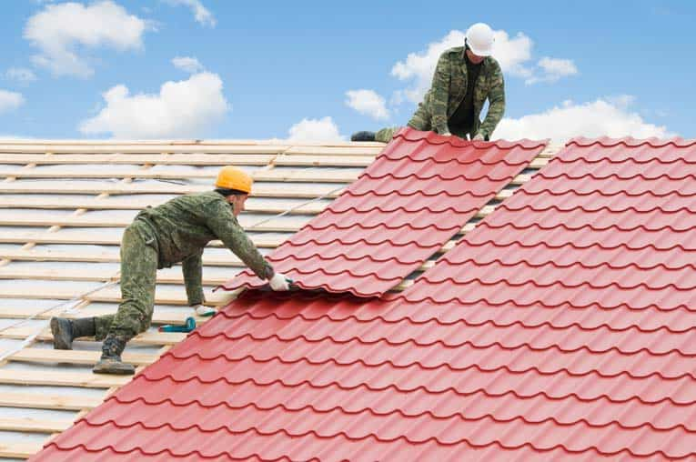 With metal roofing systems, it's generally advised to have qualified specialists do the installation.