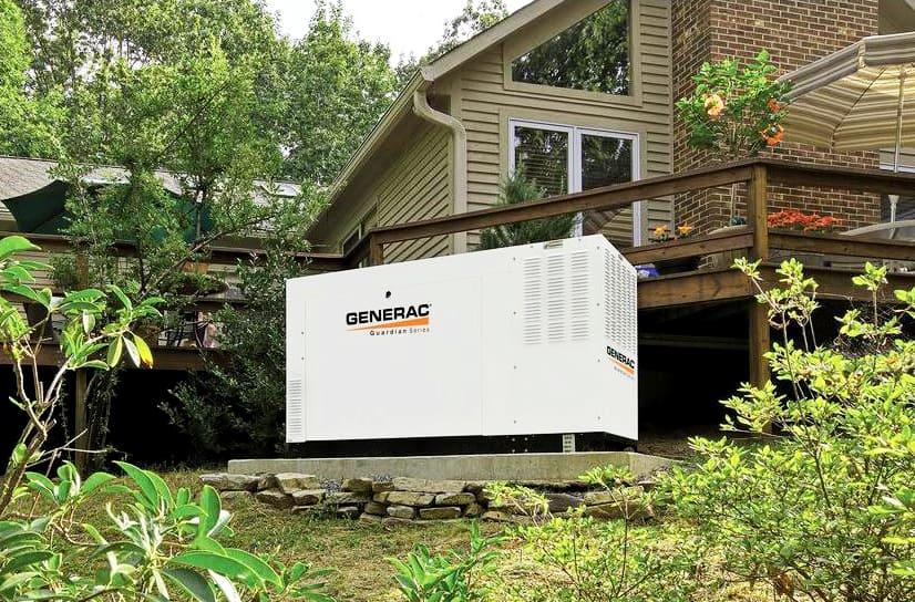 Standby generator power