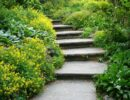 19 Garden Stairs Ideas for a Beautiful Yard